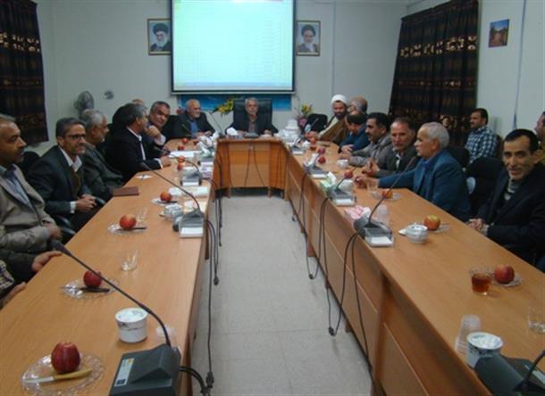 هيات اجرايي انتخابات پنجمين دوره شوراي اسلامي شهر بشرويه